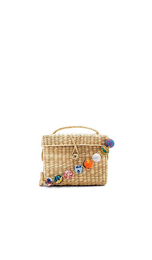 Nannacay Roge Small Bag in Tan