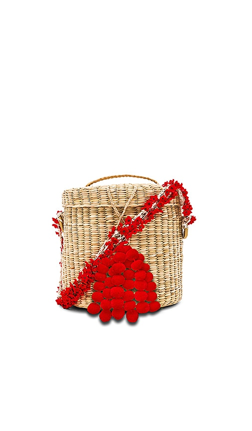 Nannacay The Ana Bucket Bag in Tan