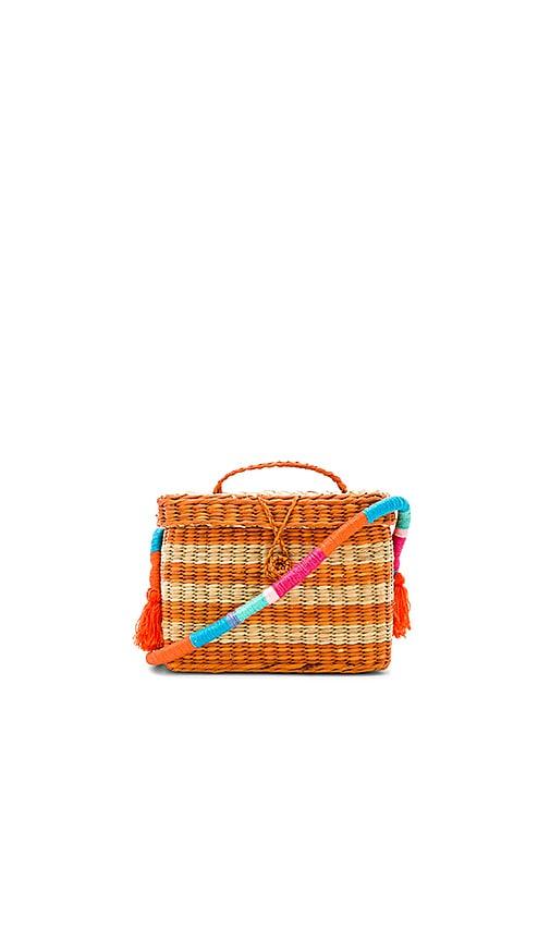 Nannacay Roge Small Bag in Orange