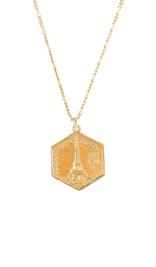 Tour De Eiffel Necklace