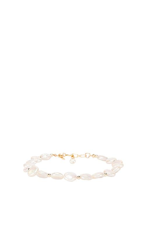 Milky Way Anklet by Natalie B Jewelry