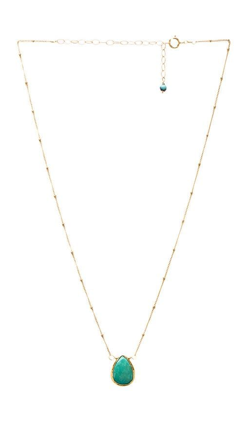 Natalie B Stone Drops Necklace