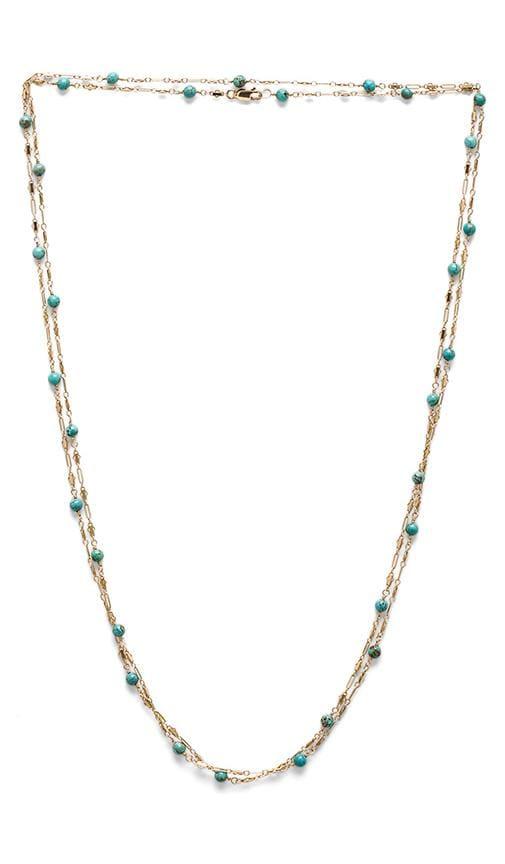 Baby Boho Wrap Necklace