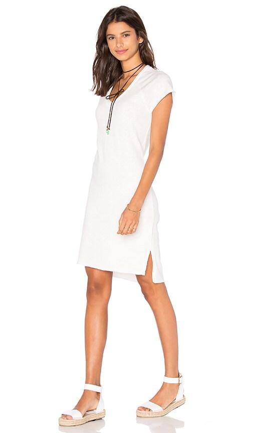 Nation LTD Angela Dress in Cream