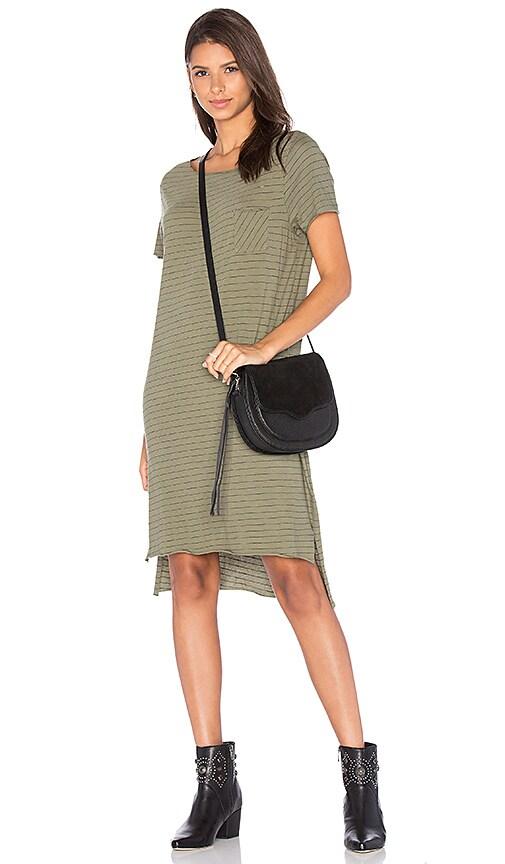Nation LTD Joanna Dress in Olive