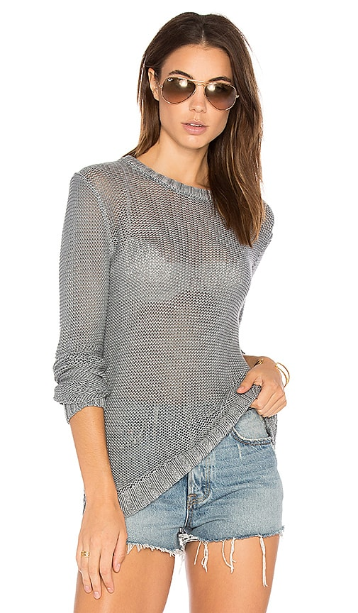 Nation LTD Lucy Sweater in Gray