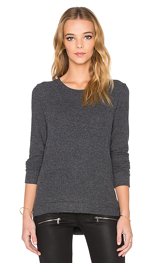 Nation LTD Isabel Sweater in Charcoal
