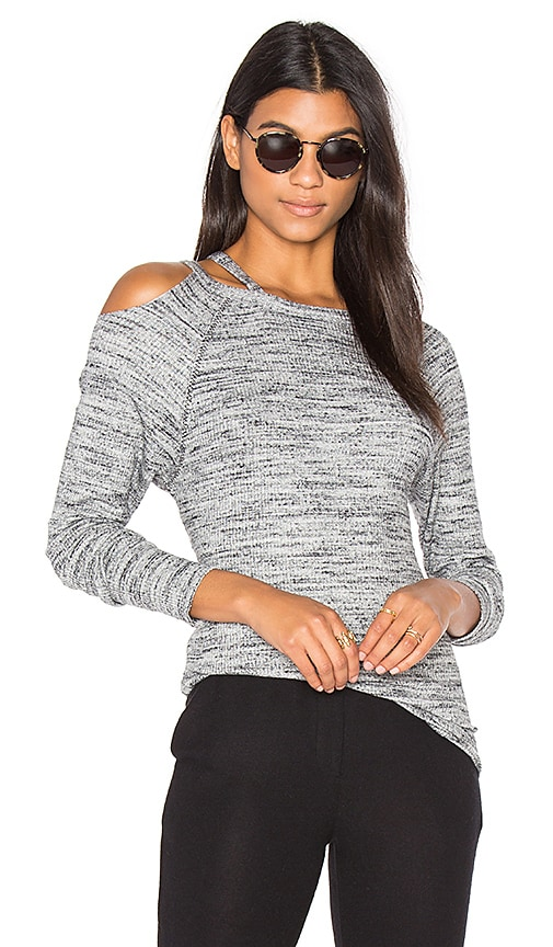 Nation LTD Belinda Sweater in Grey