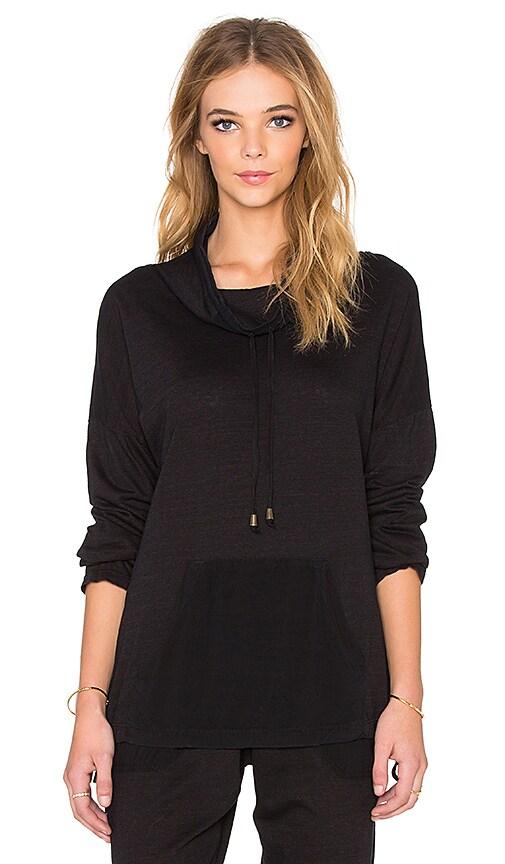 Nation LTD Lexi Sweatshirt in Black