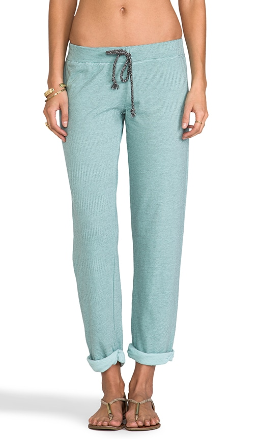 Quilted Stripe Glendora Pant