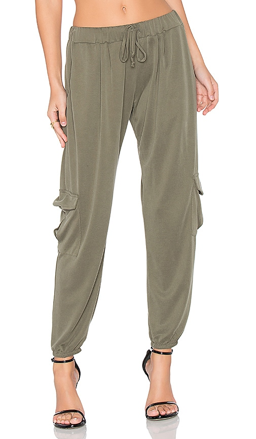 Nation LTD Brett Pant in Olive
