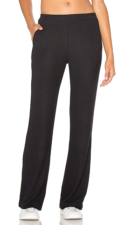 Nation LTD Justine Pant in Black