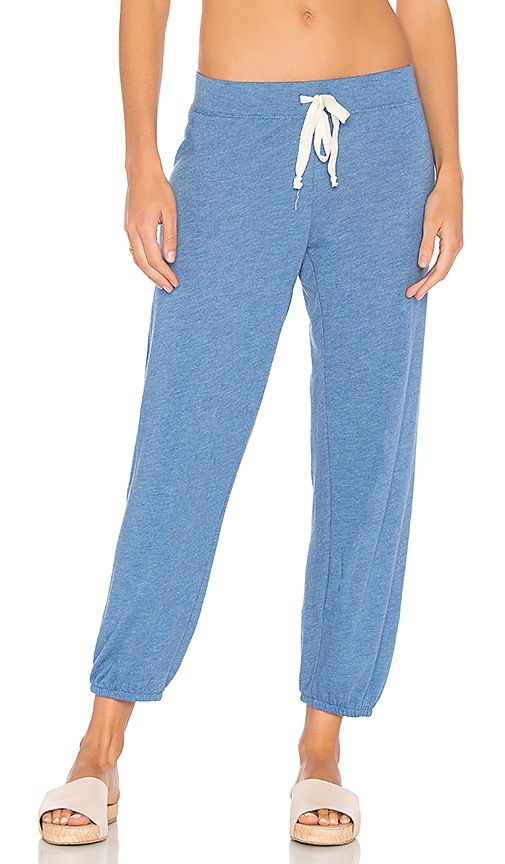 Nation LTD Medora Capri Jogger in Blue
