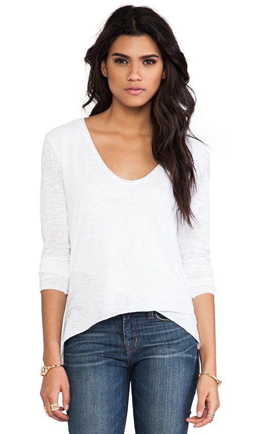 Santa Rosa Burnout Tunic
