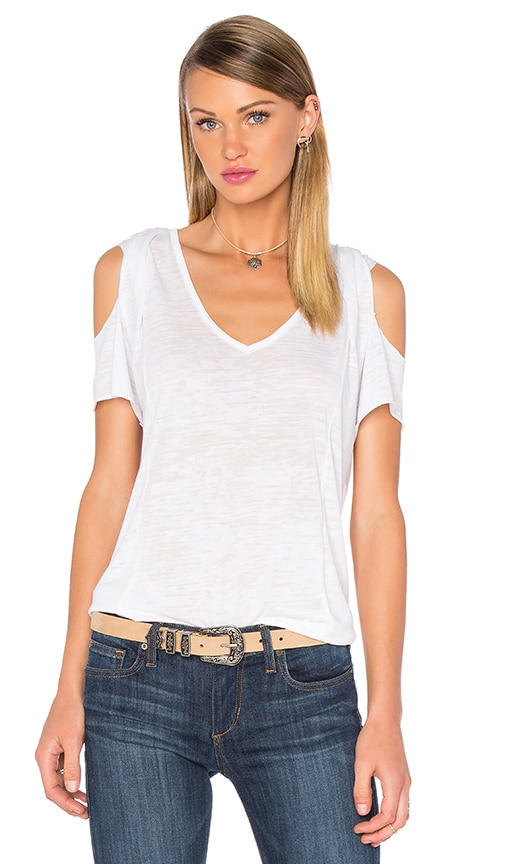 Nation LTD Marissa Tee in White