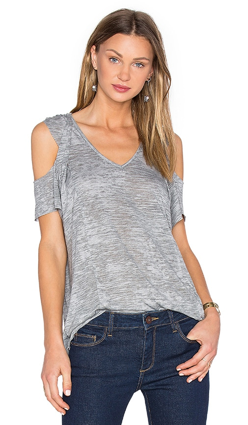 Nation LTD Marissa Tee in Gray