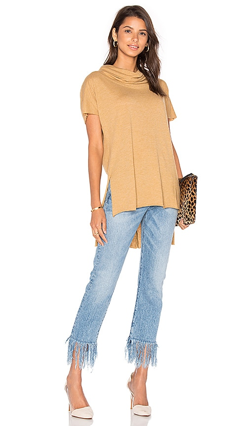 Nation LTD Roxanna Tunic in Mustard