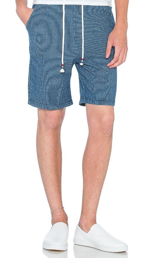 Seersucker Short