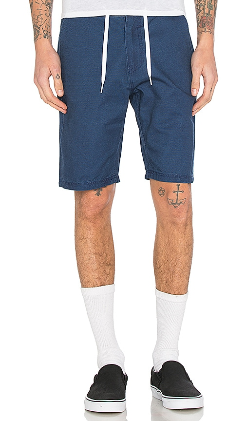 Native Youth Doniford Short in Blue