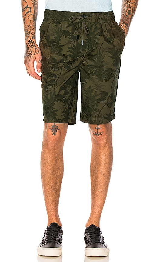 Native Youth Aldeburgh Short in Olive