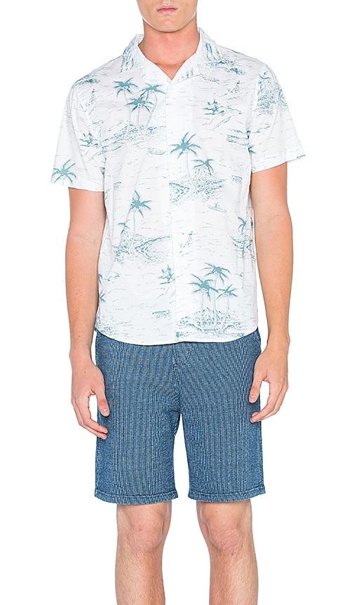 Hawaii Sketch Shirt