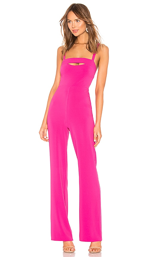 x Naven Rose Jumpsuit