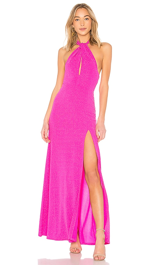 NBD Lenka Gown in Pink