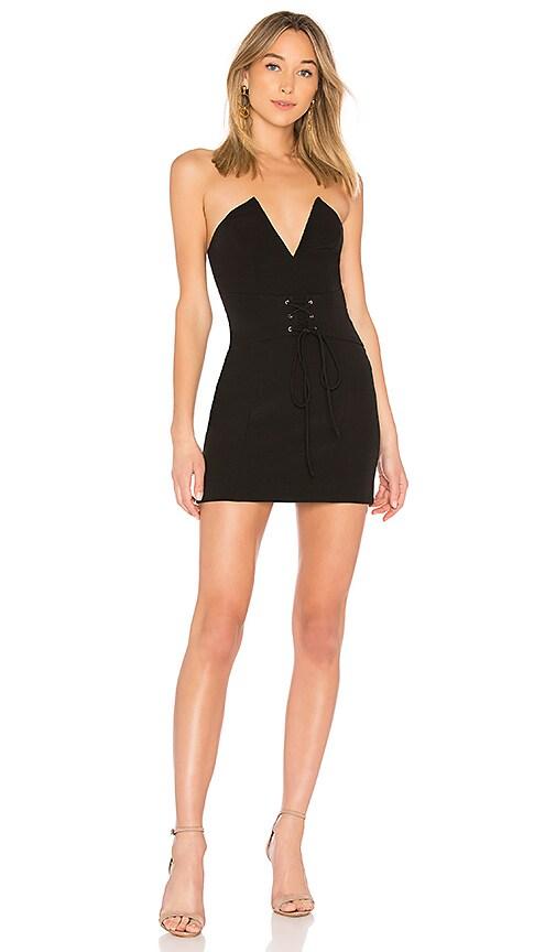 Lace Me Up Mini in Black. - size M (also in L,S,XS,XXS) NBD