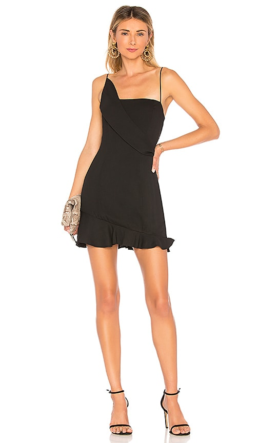 Salsita Dress in Black. - size S (also in M,XS) NBD