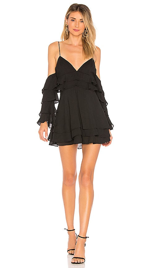 NBD Salsita Dress in Black