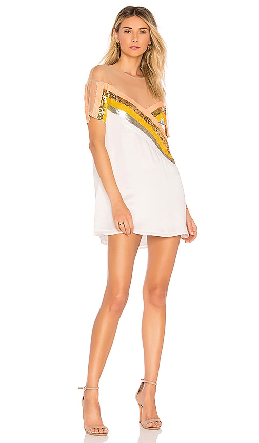 Totale Dress in Yellow. - size S (also in L,XXS) NBD