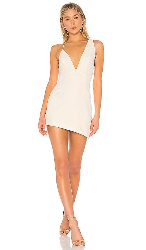 NBD Bracken Dress in White