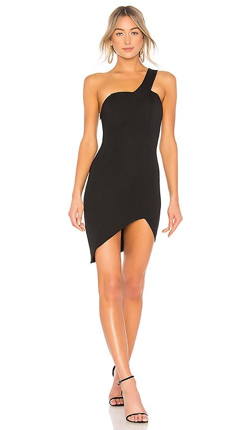 Finola One Shoulder Dress