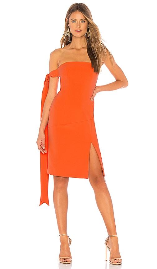 Kimmy Dress In Orange. Kimmy Robe En Orange. - Size M (also In L,s,xs,xxs) Nbd - Taille M (également À L, S, Xs, Xxs) Nbd
