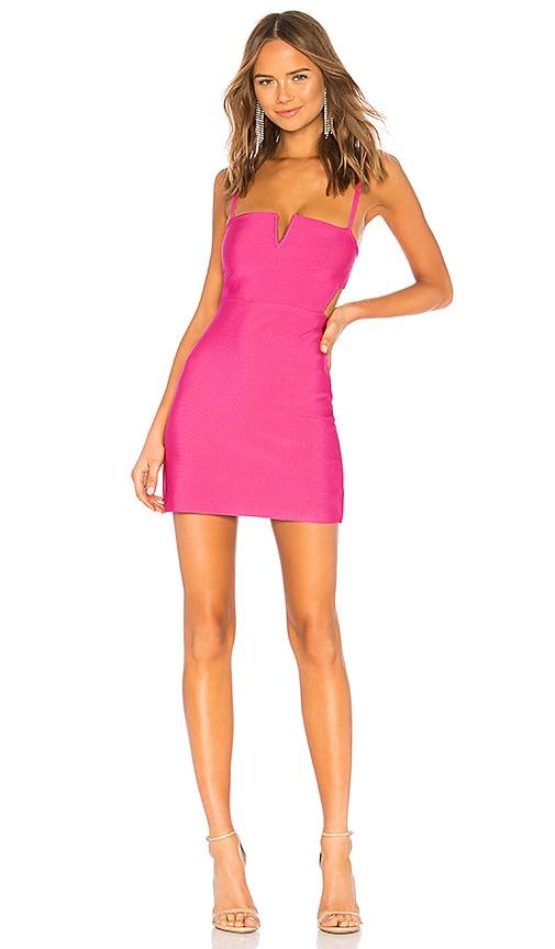 x NAVEN Violet Bandage Dress