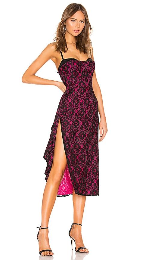 Julie Midi Dress by Nbd