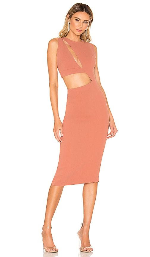 Kiari Midi Dress by Nbd