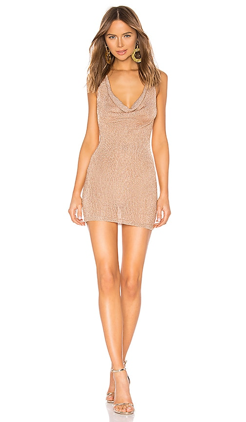 x Naven Melina Halter Dress