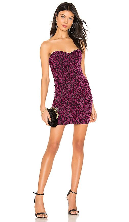 Lynx Mini Dress