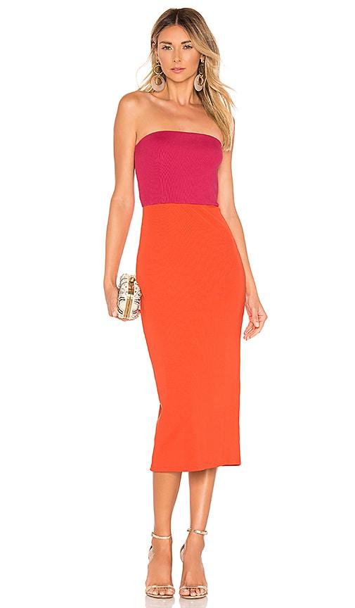 Kyra Midi Dress