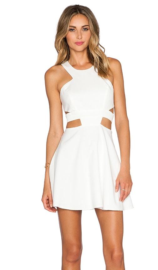 x Naven Twins Angel Dress