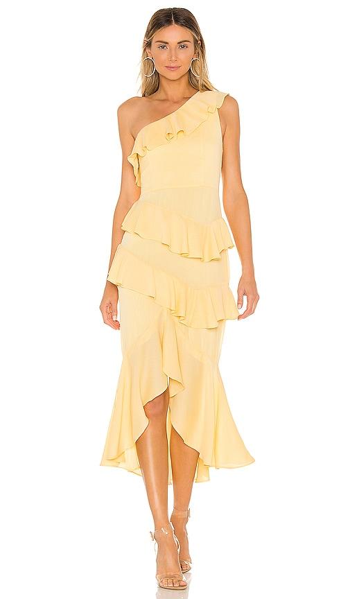 Ambrosia Midi Dress by Nbd