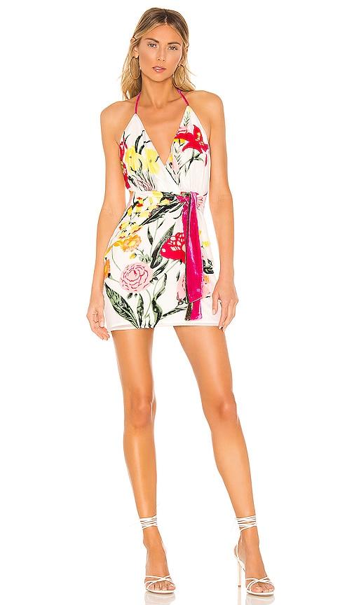 Lotus Mini Dress