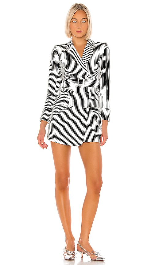 Maya Blazer Dress