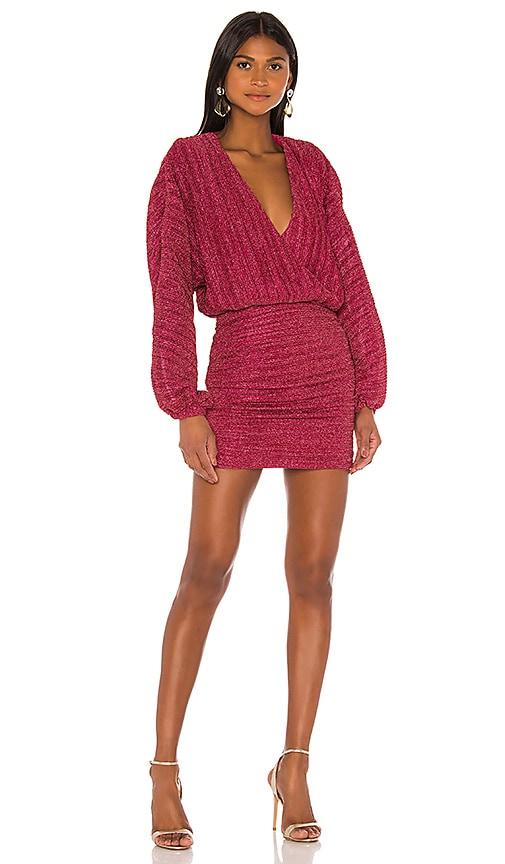 Illusion Mini Dress