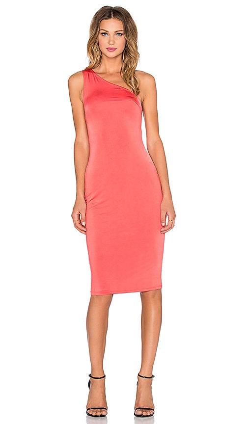 x REVOLVE Gigi One Shoulder Maxi Dress