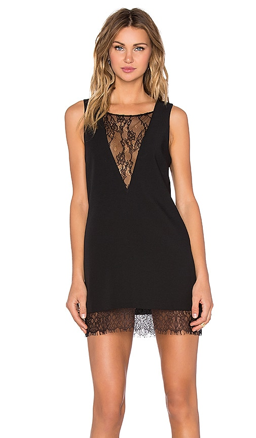 NBD x REVOLVE Warrant Dress in Black