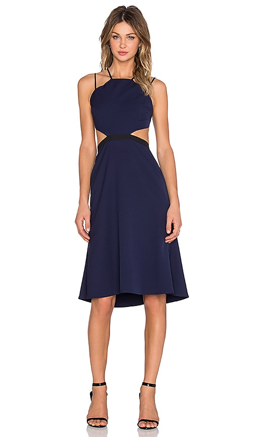 x REVOLVE Escape Midi Dress