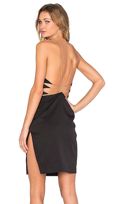 NBD Phoenix Dress in Black