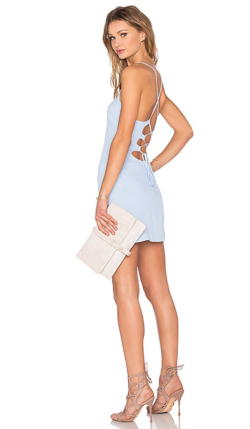 NBD x REVOLVE Lauren Bodycon Dress in Blue